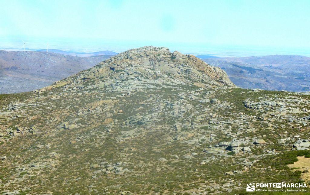 La serrota valle de ambl s sierra norte de gredos - Vacaciones en la sierra ...