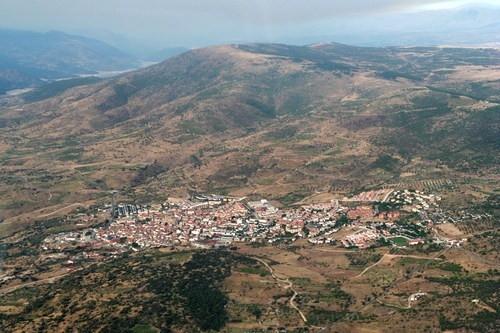 Pueblo de Cebreros. Valle del Alberche y Tierra de Pinares